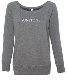 Women's Sunstone Logo Sweatshirt Image
